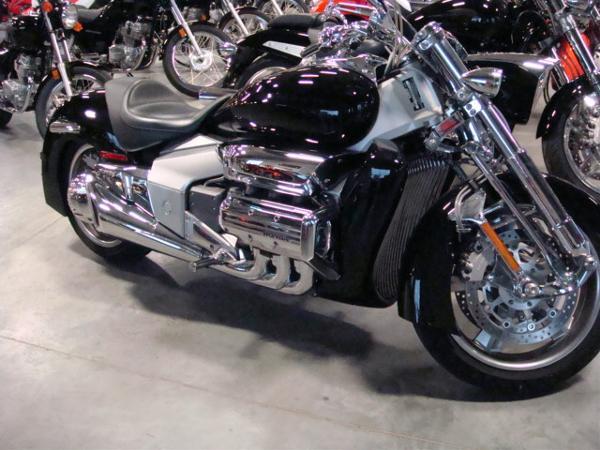 2004 Honda Valkyrie Rune (NRX1800)