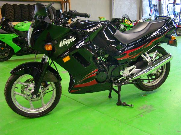 Kawasaki Ninja 250R 2007