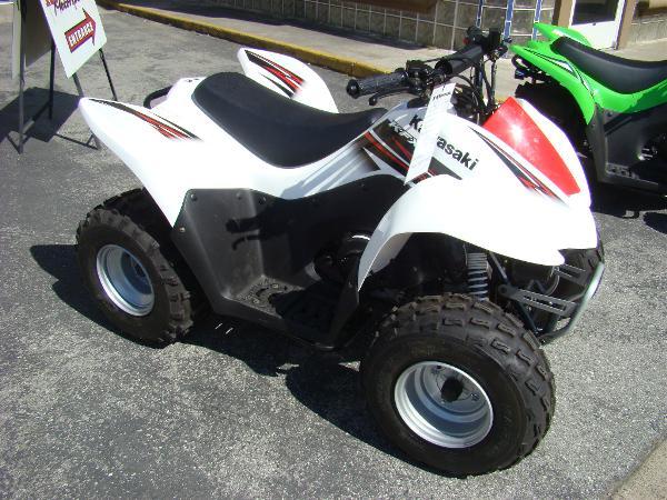 Kawasaki KFX 90 2010