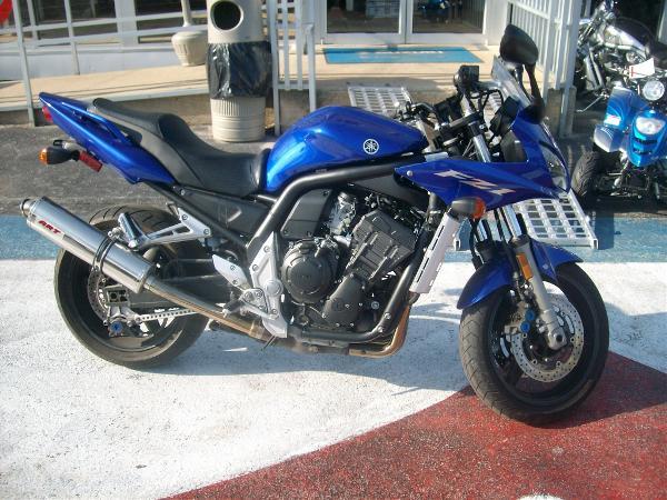 Yamaha FZ1 2005
