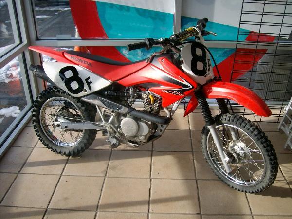 Honda CRF80F 2008