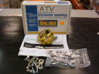 This is a NEW ATV steering damper kit for a KTM ATV.  Reg. $699.99 on SALE $499.99limited to in stock only