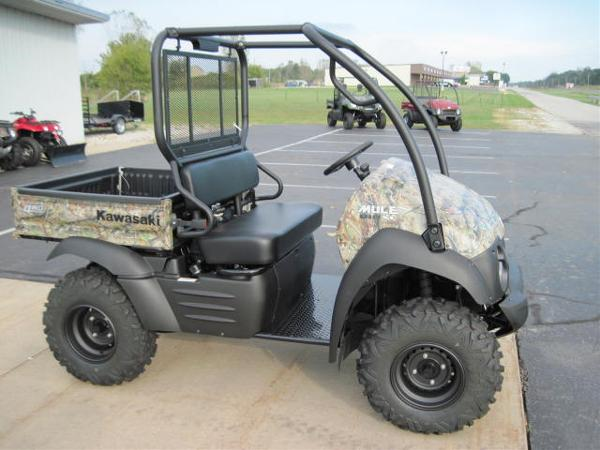 used 2011 kawasaki mule 610 4x4 xc camo for sale warsaw 46580 usa used cars for sale. Black Bedroom Furniture Sets. Home Design Ideas