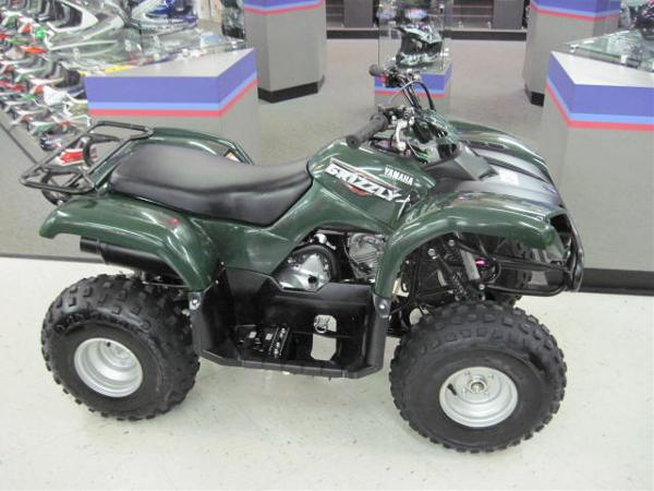 Used 2008 yamaha grizzly 80 for sale warsaw 46580 usa for Yamaha grizzly 80