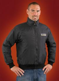 Gerbing's electric heated jacket liner features heating pads on the chest, back, collar, and sleeves. Compressible, water-repellent, durable, Thinsulate insulation, Teflon coated, wind-resistant, soft nylon shell Inside and outside pockets. Gerbing's heate
