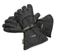 Gerbing's T5 Heated Gloves The Gerbing's T5 Leather Gloves are exceptionally light, strong and pliable gloves. The gloves are constructed of a light supple leather to help reduce bulk but designed to keep your hands and fingers toasty warm. The T5's heat t
