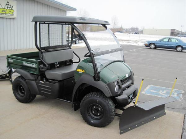 Used Kawasaki Mule 610 4x4 2011 For Sale 3426 E Us 30