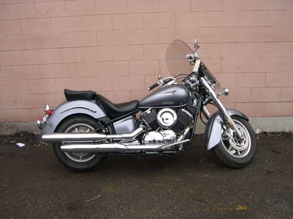 used yamaha v star 1100 classic 2007 for sale 3745 s