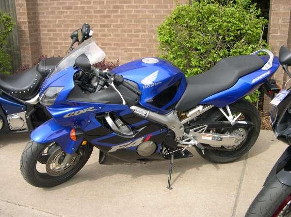 Honda CBR600F4i (CBR600F4i) 2006