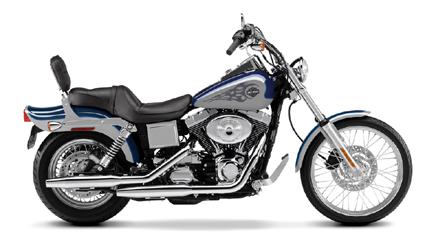 2002 Harley-Davidson FXDWG Dyna Wide Glide�