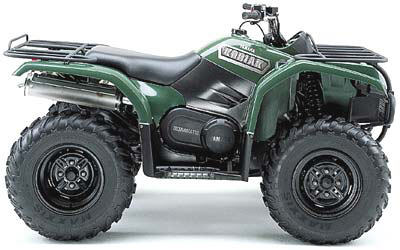 2003 Yamaha Kodiak 400 Automatic