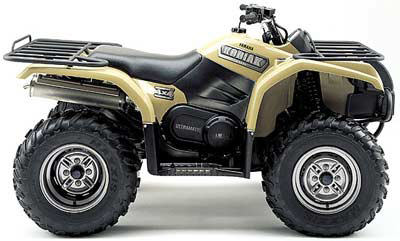 Yamaha Kodiak 450 Automatic 4x4 2003