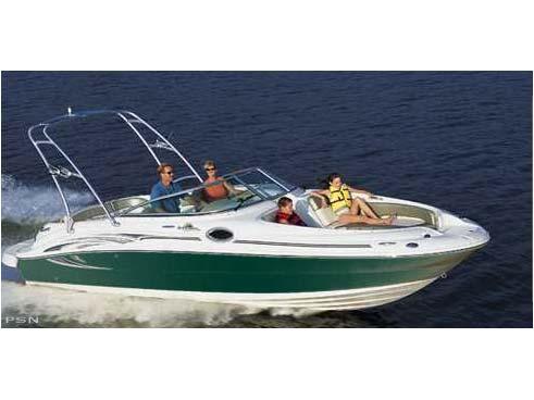 Nice Family Deckboat!