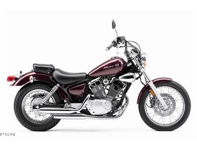 2008 Yamaha V Star� 250