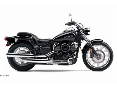 2008 Yamaha V Star� Custom