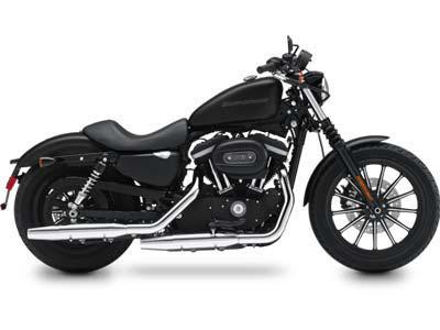 2009 Harley-Davidson XL 883N Sportster Iron 883