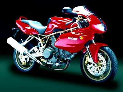 2000 Ducati Supersport 900