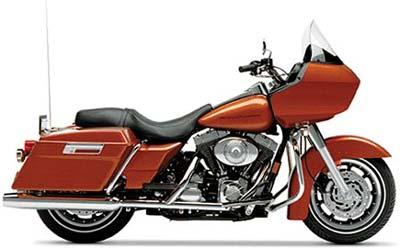 Picture of a Harley-Davidson FLTR/FLTRI Road Glide 2000