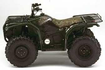 Yamaha Kodiak 4x4 2000