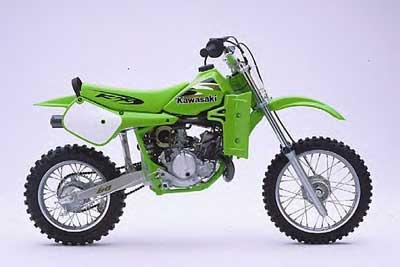 Kawasaki KX 60 2000