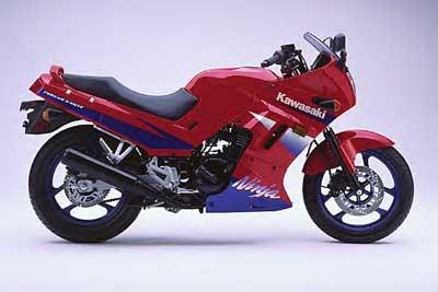 2000 Ninja 250R