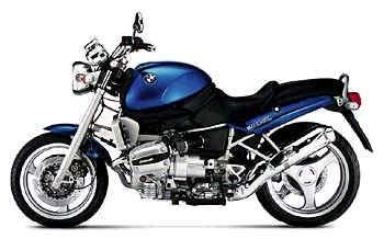 2000 BMW R 1100 RL