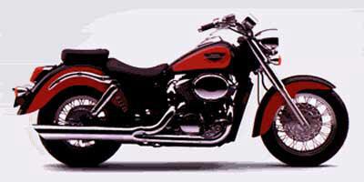 2000 Honda Shadow Ace 750