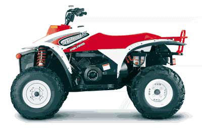 Polaris Trail Boss 325 2000