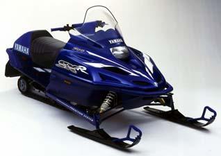 2000 Yamaha SX 500R