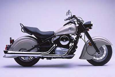 Kawasaki Vulcan 800 Drifter 2000