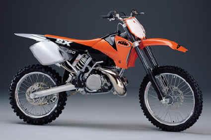 KTM 250 SX 2001