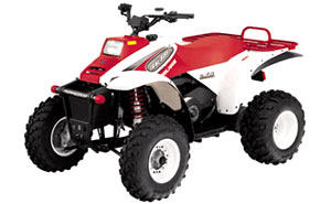 Polaris Trail Boss 325 2001