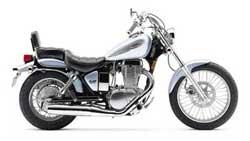 Suzuki Savage 2001