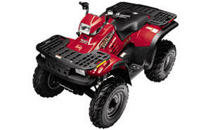 2001 Polaris Sportsman 400