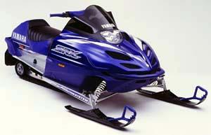 2001 Yamaha SRX