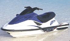 2001 Kawasaki Ultra 130 D.I.