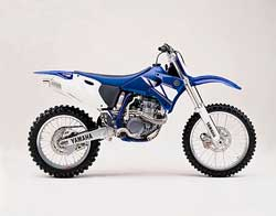 2001 Yamaha YZ426F