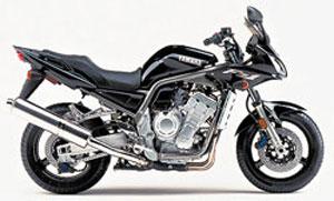 Yamaha FZ1 2002