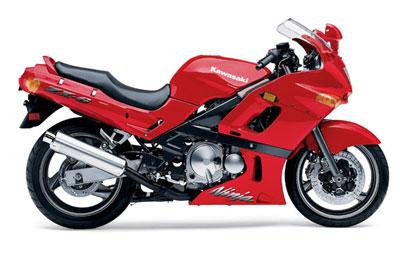 2002 Kawasaki Ninja ZX-6