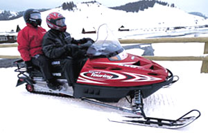 2002 Polaris Indy Sport Touring