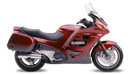 2002 Honda ST1100 ABS II