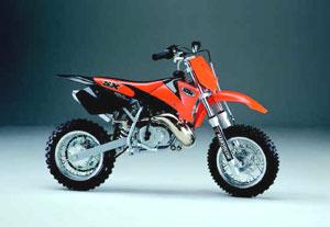 KTM 50 SX Pro Junior LC 2002