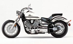 2002 Yamaha V Star 1100 Custom