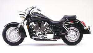 Honda VTX 1800R/VTX1800S 2002