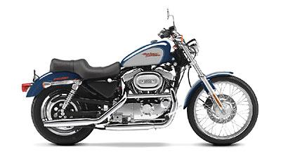 2002 Harley-Davidson XL 1200C Sportster� 1200 Custom