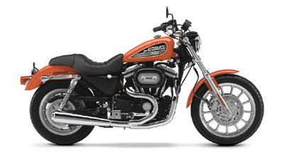 2002 Harley-Davidson XL 883R Sportster�