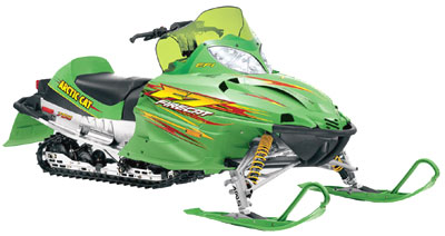 Arctic Cat F7 Firecat EFI 2003