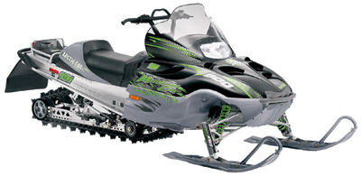 2003 Arctic Cat Mountain Cat 800 EFI 1M (151 in.)
