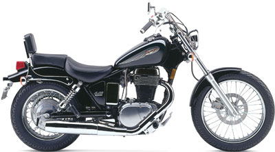 2003 Suzuki Savage