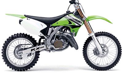 2003 Kawasaki KX 125